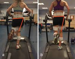 Is there a pathological gait associated with common soft tissue running  injuries?